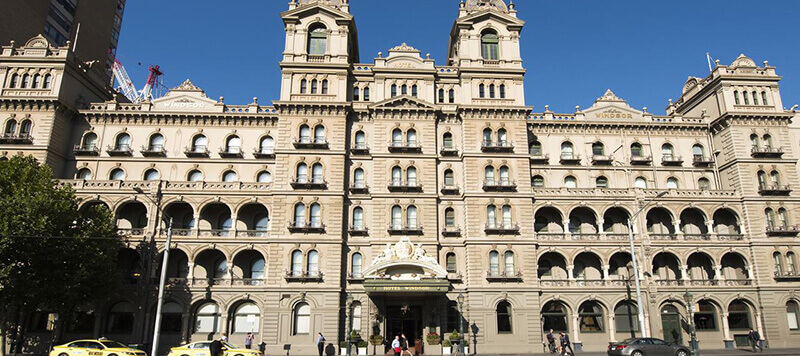 Best Luxury Hotel in Melbourne CBD: The Hotel Windsor Melbourne