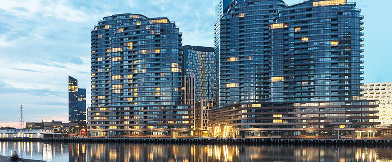 Best Luxury Hotel in Melbourne CBD:  Winston Apartments Docklands Melbourne Hotel