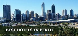 Top 37 Best Hotels in Perth Australia For Couples, Families, & Backpackers [All Budget]