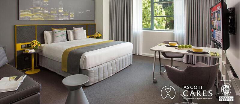 Best Hotels in Perth Australia: Citadines St Georges Terrace Perth