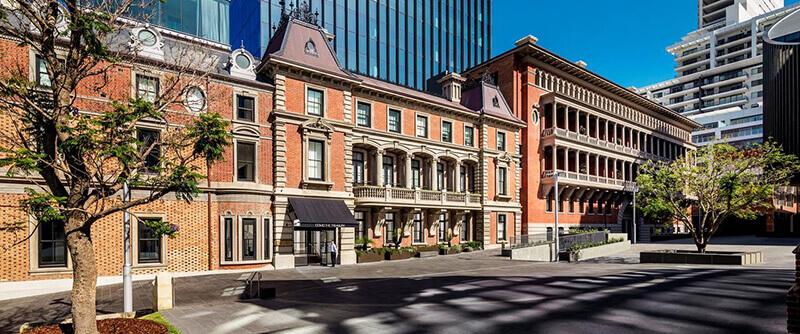 Best Hotels in Perth Australia: COMO The Treasury
