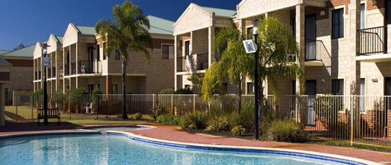 Best Hotels in Perth Australia: Country Comfort Perth