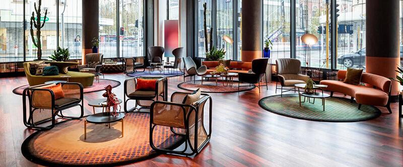 Best Hotels in Perth Australia: QT Perth Hotel