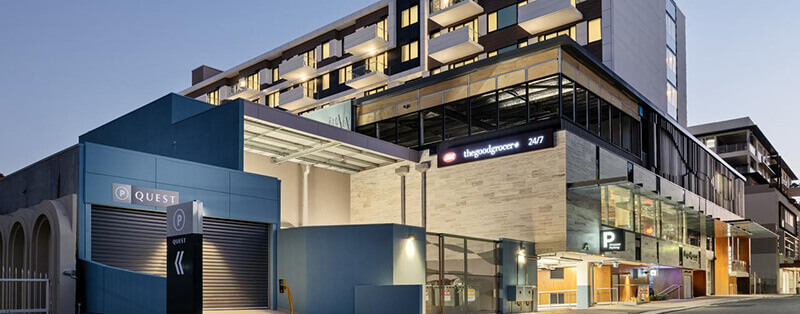 Best Hotels in Perth Australia: Quest South Perth Foreshore Hotel