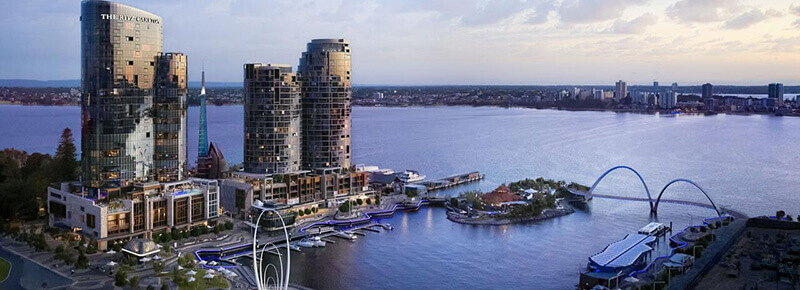 Best Hotels in Perth Australia: The Ritz-Carlton, Perth