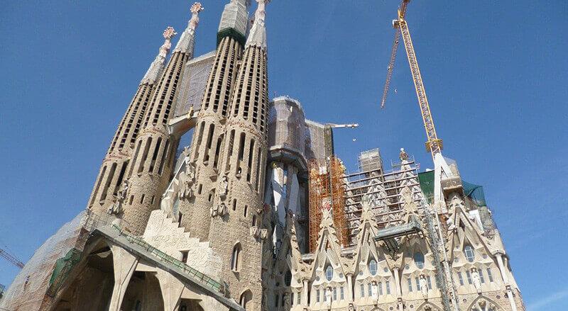 How Many Days in Barcelona: La Sagrada Familia