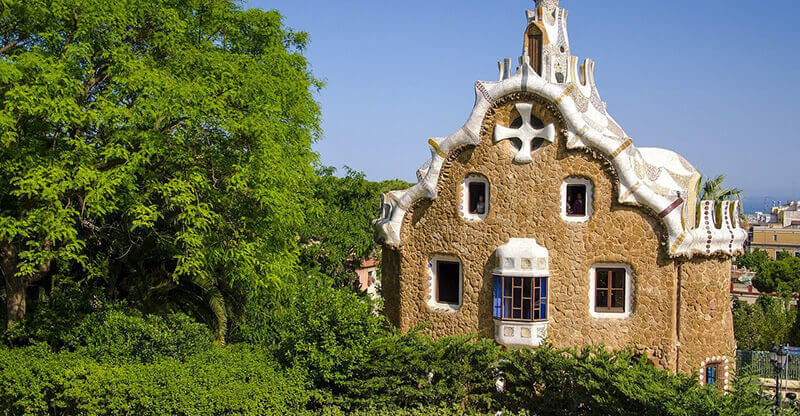 Where to Stay in Barcelona, Spain: Park Guell