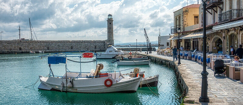 How Many Days in Crete: Rethymno