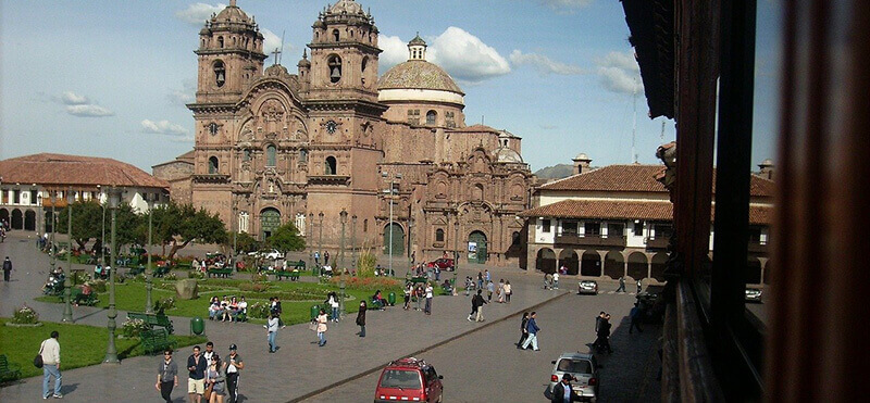 How Many Days in Cusco is Enough: Churches