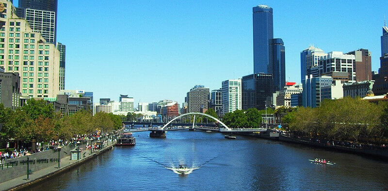 How Many Days in Melbourne is Enough : Melbourne City