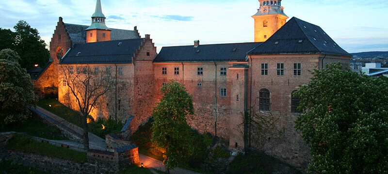 How Many Days in Oslo: Akershus Fortress Oslo