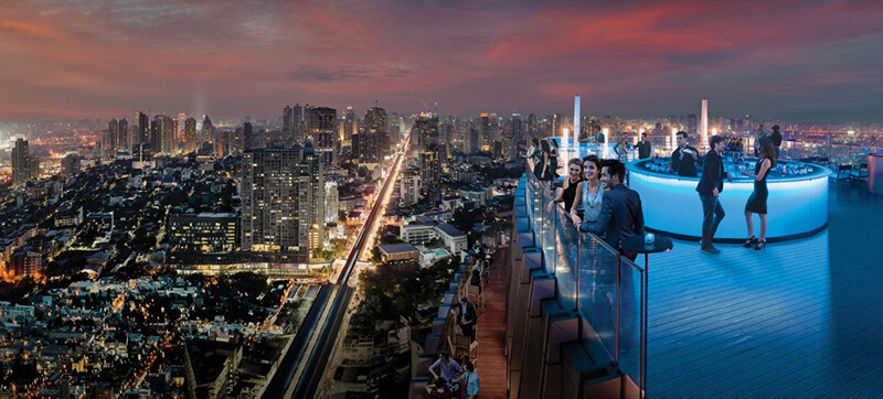 Where To Stay In Bangkok With Friends