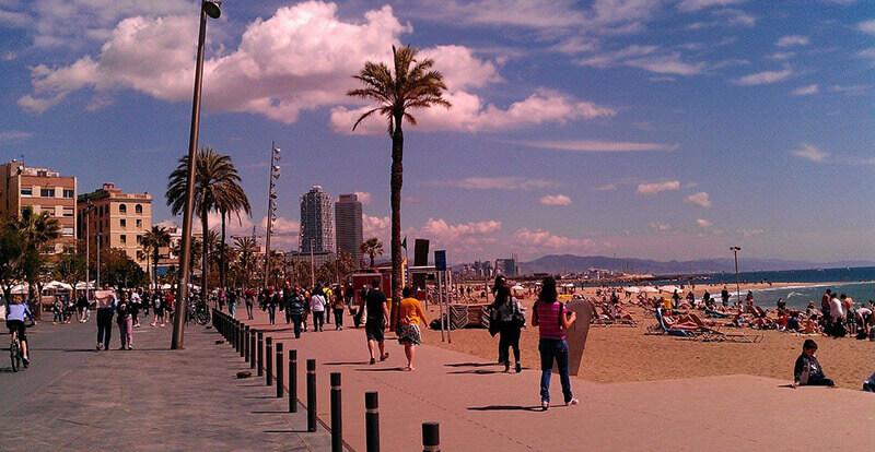 Where to Stay in Barcelona, Spain: Barceloneta