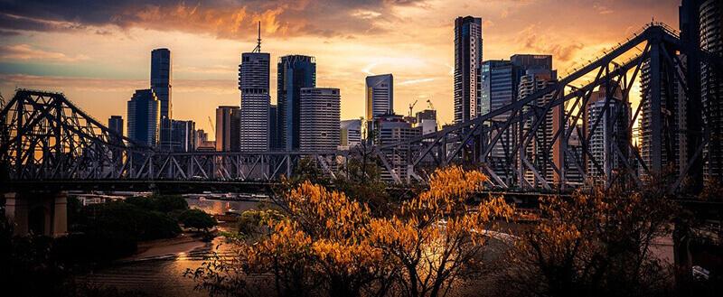 Where to Stay in Brisbane Australia: Kangaroo Point