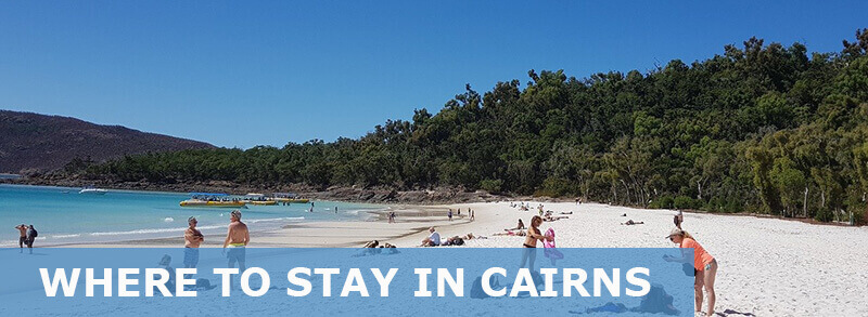where to stay in cairns australia