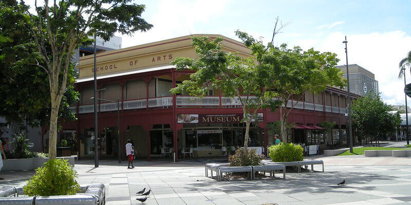 Where to Stay in Cairns Australia : Cairns CBD