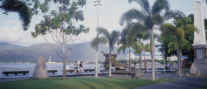 Where to Stay in Cairns Australia : Esplanade Cairns