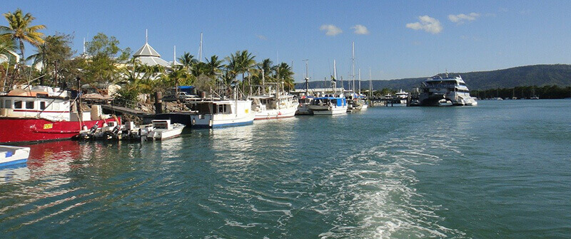 Where to Stay in Cairns Australia : port douglas
