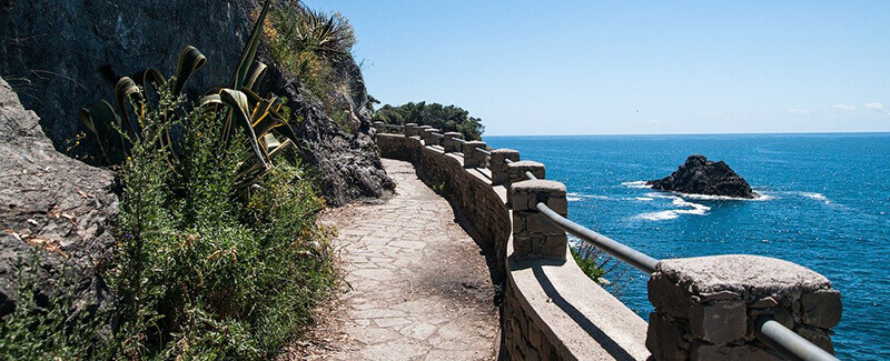 How Many Days in Cinque Terre: Cinque Terre Coast Line