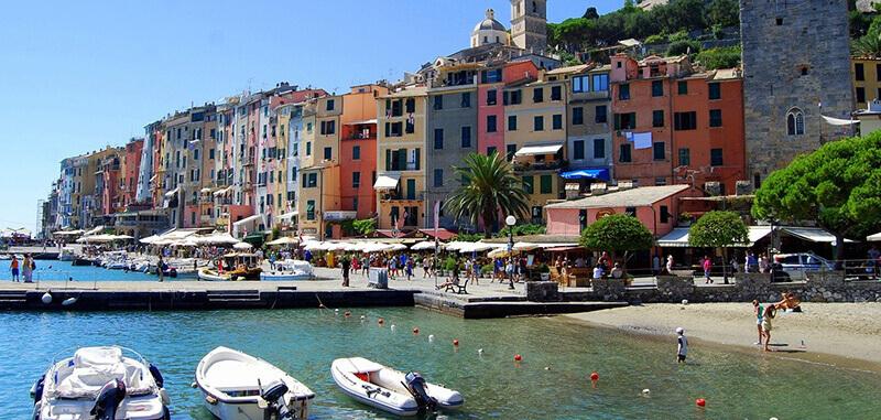 How Many Days in Cinque Terre: Porto Venere