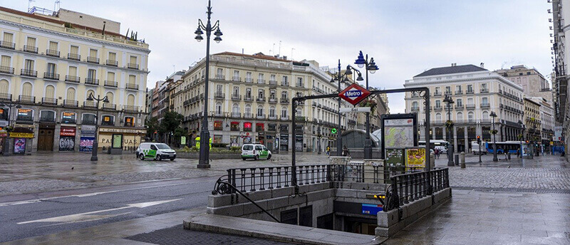 Where to Stay in Madrid: Puerta del Sol & Gran Vía