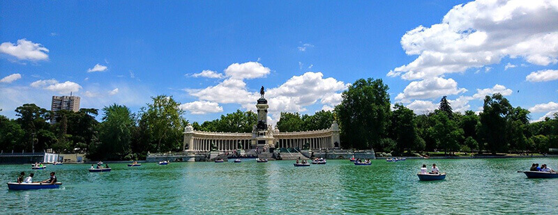 Where to Stay in Madrid: Retiro