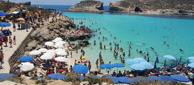 Where to Stay in Malta : Comino