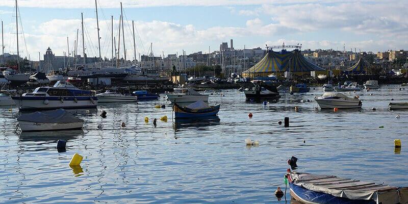 Where to Stay in Malta : Sliema