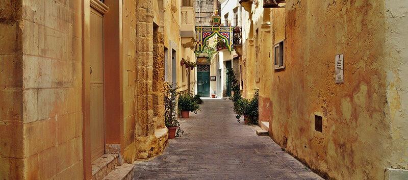 Where to Stay in Malta : Valletta