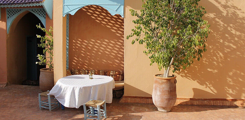 Where To Stay In Marrakech Morocco: Kasbah