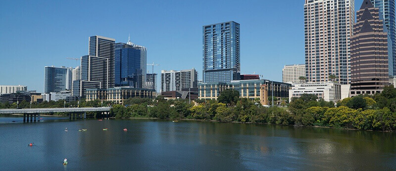 Where to Stay in Austin –  downtown