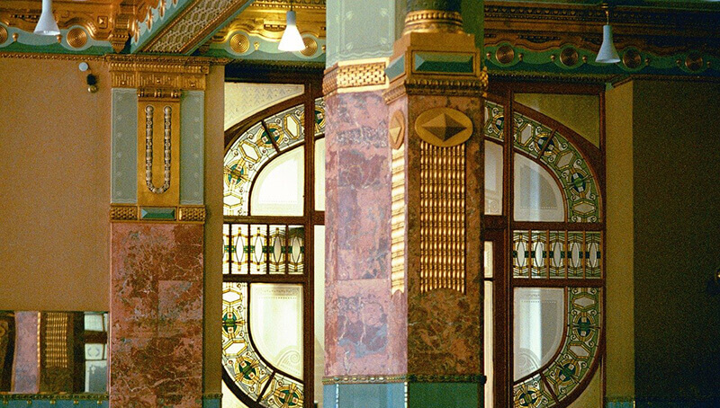 Where to Stay in Budapest – Art Nouveau