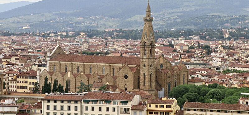 Where to Stay in Florence Italy Santa Croce