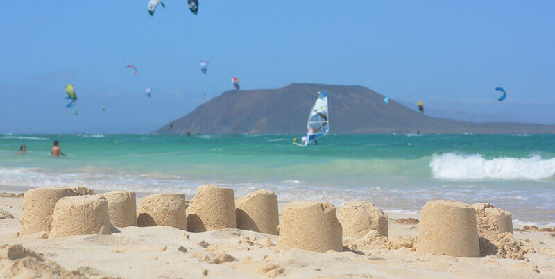 Where to Stay in Fuerteventura Spain: Corralejo