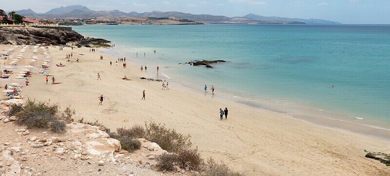 Where to Stay in Fuerteventura Spain: Costa Calma