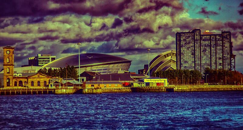 Where to Stay in Glasgow Scotland: Glasgow City Centre