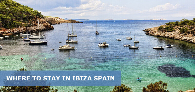 Where to Stay in Ibiza, Spain: Best Area & Hotel Travel Guide