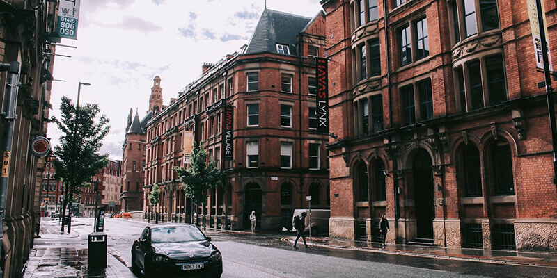 Where to Stay in Manchester: City center