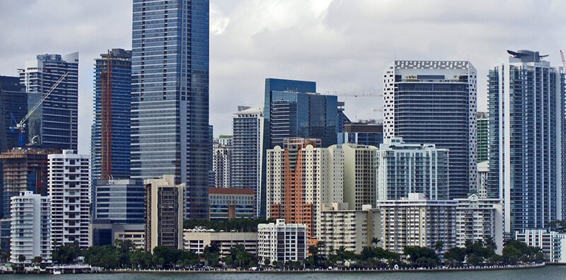 Where to Stay in Miami USA: downtown