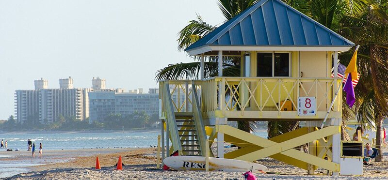 Where to Stay in Miami USA: Key Biscayne
