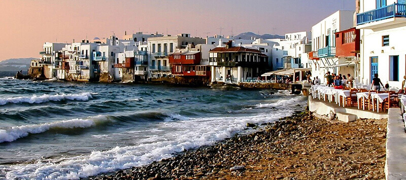 Where to Stay in Mykonos: paradise