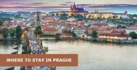 Where to Stay in Prague: Best Area & Hotel Travel Guide