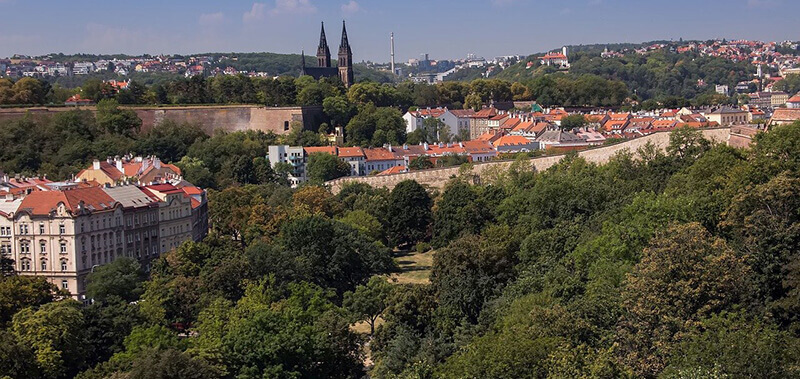 Where to Stay in Prague – Vysehrad