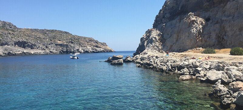 Where to Stay in Rhodes Greece: Faliraki
