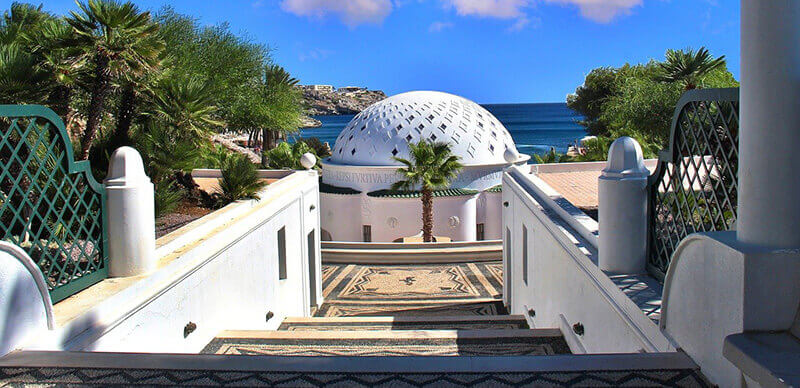 Where to Stay in Rhodes Greece: Kallithea