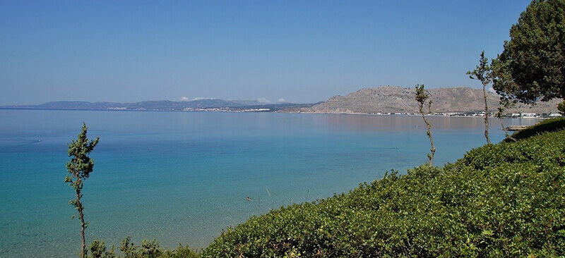 Where to Stay in Rhodes Greece: Pefkos