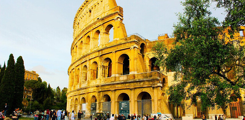 Where to Stay in Rome Italy: Colosseo