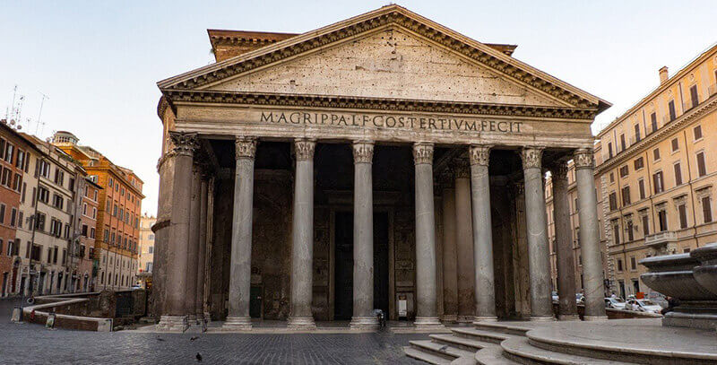 Where to Stay in Rome Italy: Pantheon