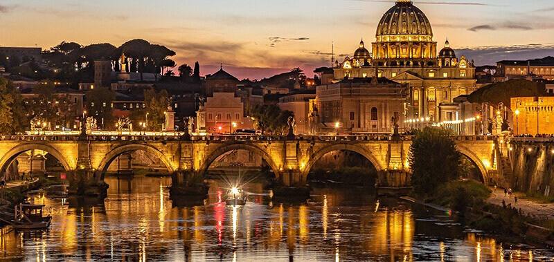 Where to Stay in Rome Italy: Vatican