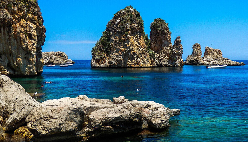 Where To Stay In Sicily Italy – Scopello